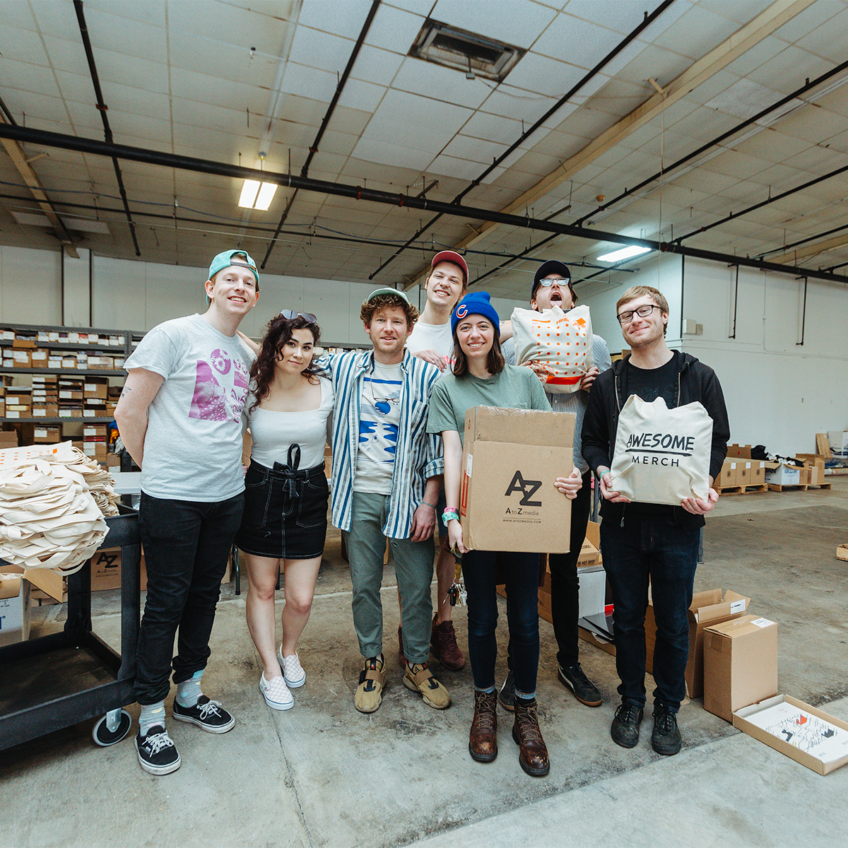 Ratboy, topshelf records, awesome merchandise, awesome distro